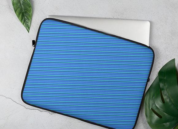 Taffy Stripe Laptop Sleeve