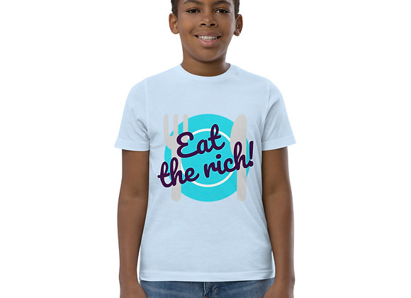 Eat The Rich! Kid's Shirt
