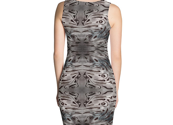 Flow Fitted Dress