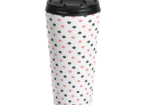 Dottie Stainless Steel Travel Mug