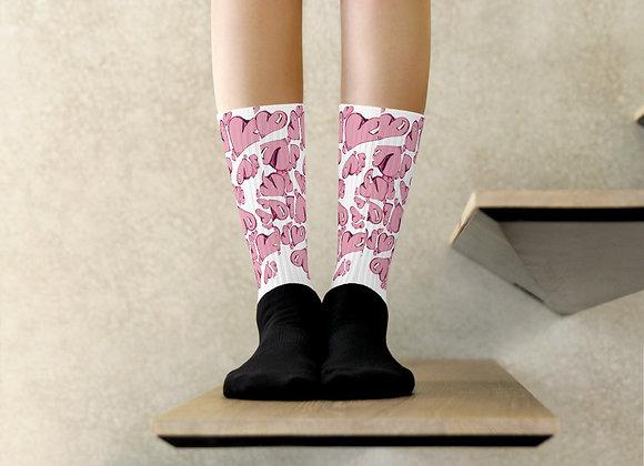 Balloonheart Socks