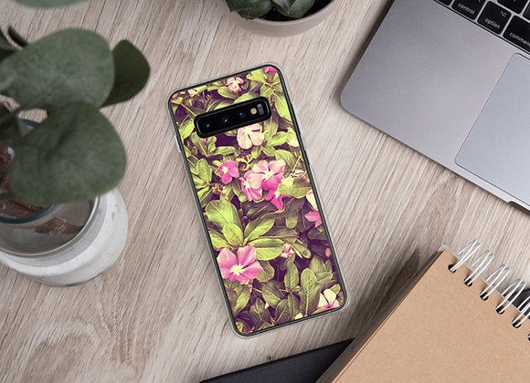 Catharansus Roseus Samsung Case