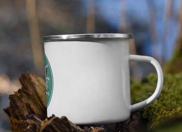 SFD Enamel Mug