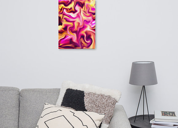 Magma on Canvas