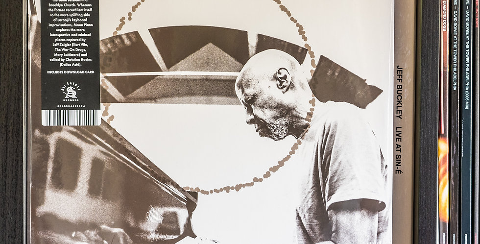 Laraaji ‎– Moon Piano (LP)