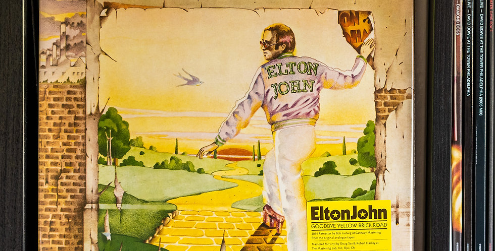 Elton John ‎– Goodbye Yellow Brick Road (2LP)