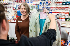 Woodend Newsagency Dry Cleaning
