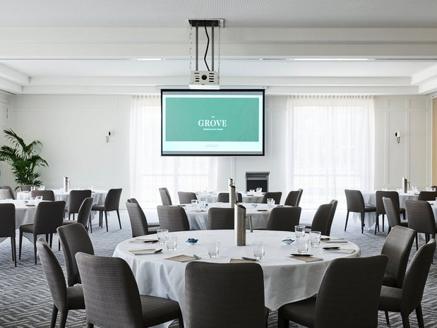 Premium large event space perfect for corprate functions and events at Hidden Valley resort and country club in Wallan