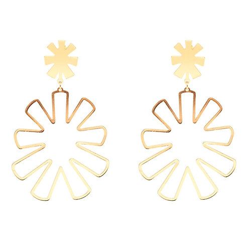 Floria Statement Earring