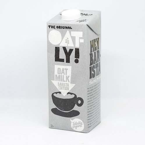 Oatly Oat Milk - Barista Edition 1 litre