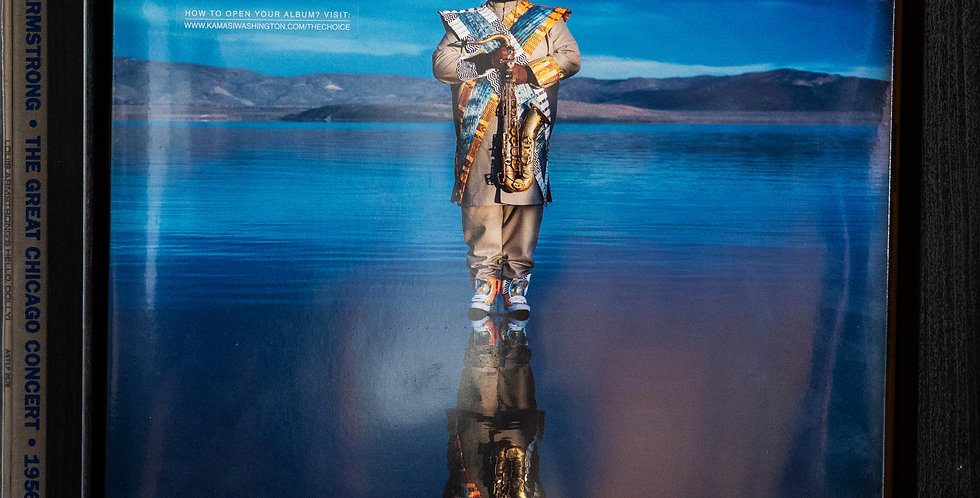 Kamasi Washington ‎– Heaven And Earth (5LP)
