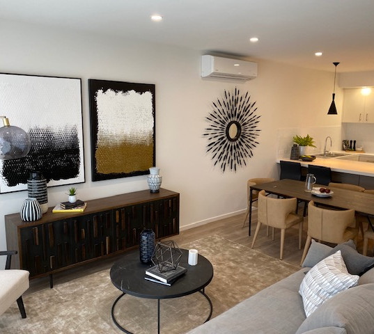Open plan luxury accommodation at Hidden Valley resort and country club at Wallan Victoria