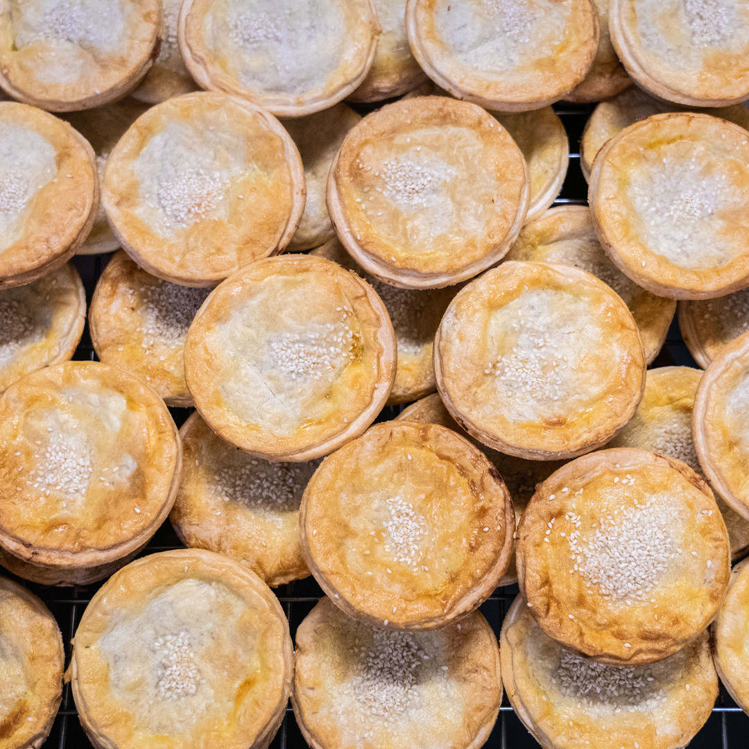 Mount Macedon Trading Post House made pies