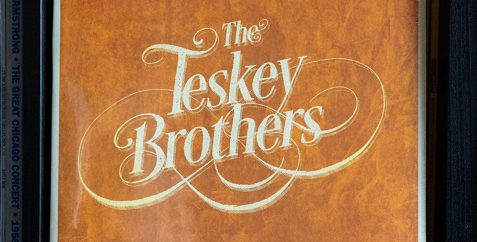 The Teskey Brothers – Half Mile Harvest (LP)