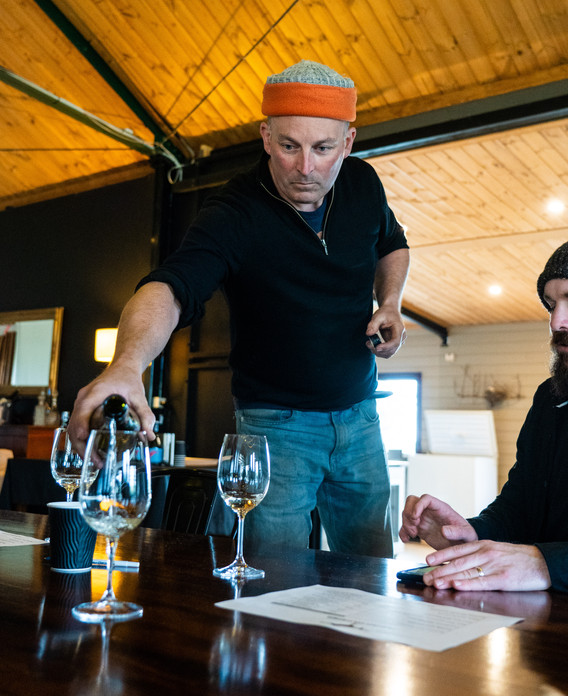 Hunter Gatherer Cellar Door, Wine Tastings, Macedon Ranges