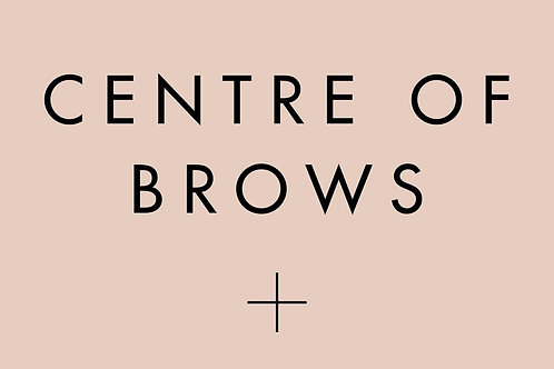 Centre Of Brows Laser Treatment