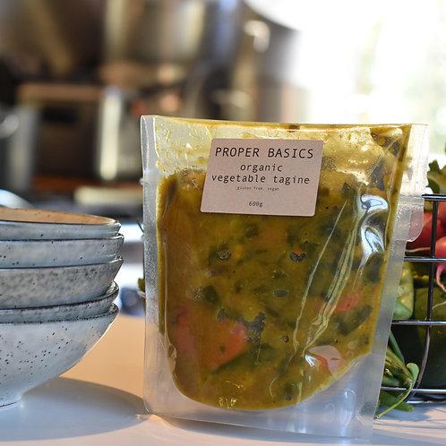 Proper Basics Organic Vegetable Tagine 600g