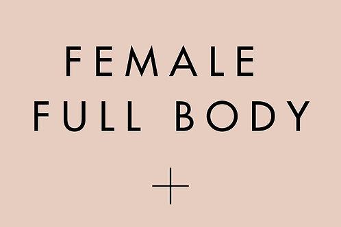 Female Full Body Laser Treatment