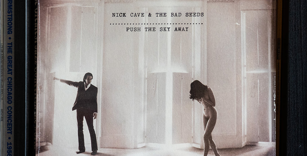 Nick Cave & The Bad Seeds – Push The Sky Away (LP)