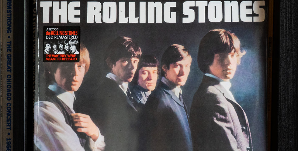 The Rolling Stones – England's Newest Hit Makers (LP)