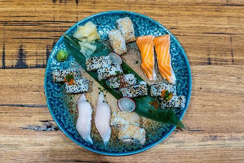 Sushi Platter (16pcs)
