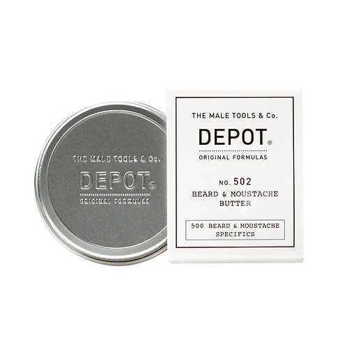 Depot No. 502 Beard & Moustache Butter 20 ml