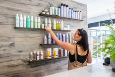 Full stockists of Milk_shake hair product range. 100% organic ingredients, not tested on animals.