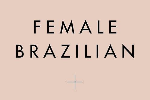 Female Brazilian Laser Treatment