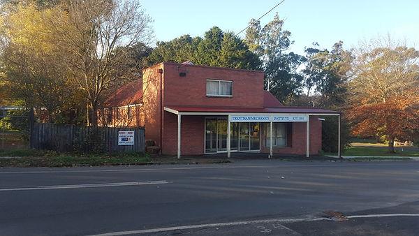 Trentham Mechanics Centre