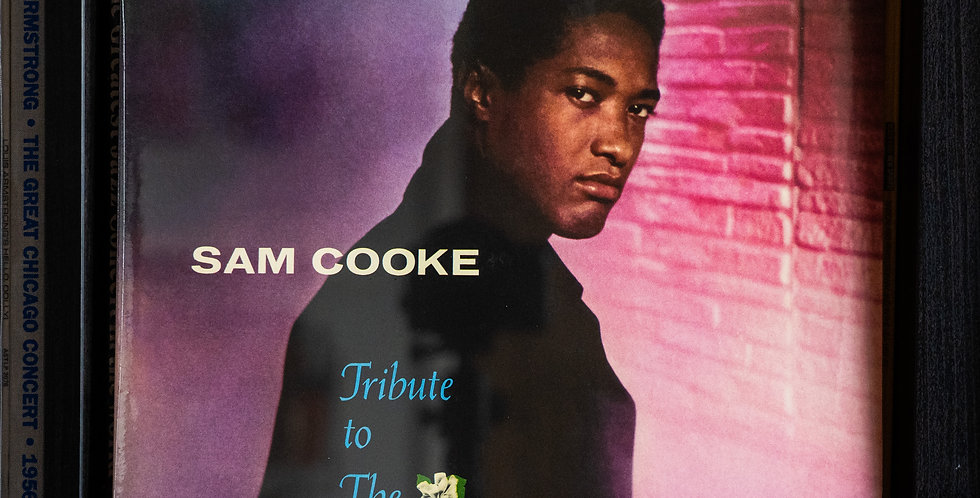 Sam Cooke – Tribute To The Lady (LP)