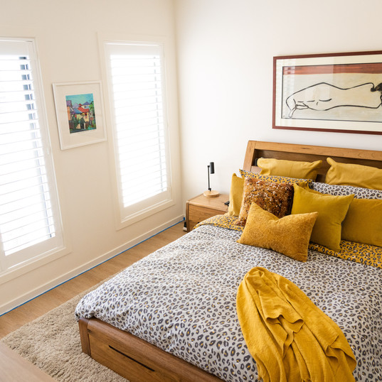 Premium Master Bedroom in a villa at La Dimora retirement community in Hidden Valley Wallan Victoria