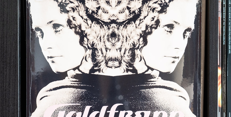 Goldfrapp ‎– Felt Mountain (White Vinyl)