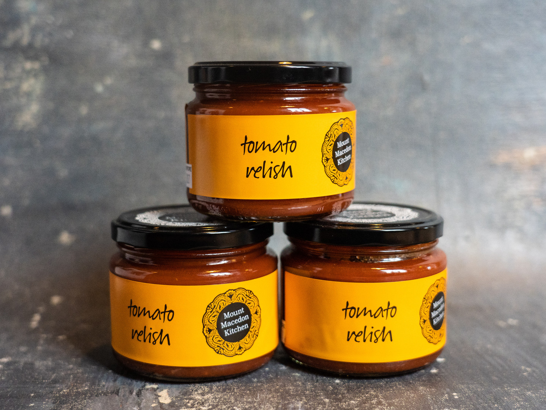 Tomato Relish