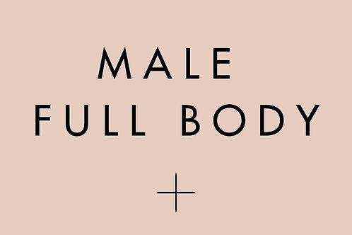 Male Full Body Laser Treatment