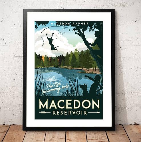 Macedon Reservoir