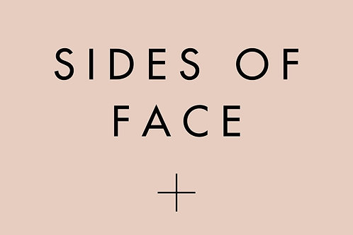 Sides Of Face Laser Treatment