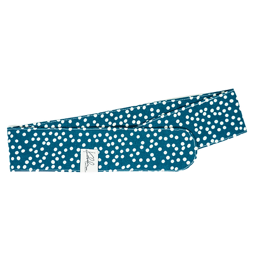 Koboku Skin Care Facial Band - Dotty Print