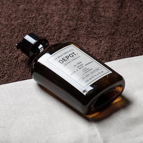 Depot No. 606 Sport Hair & Body Shampoo