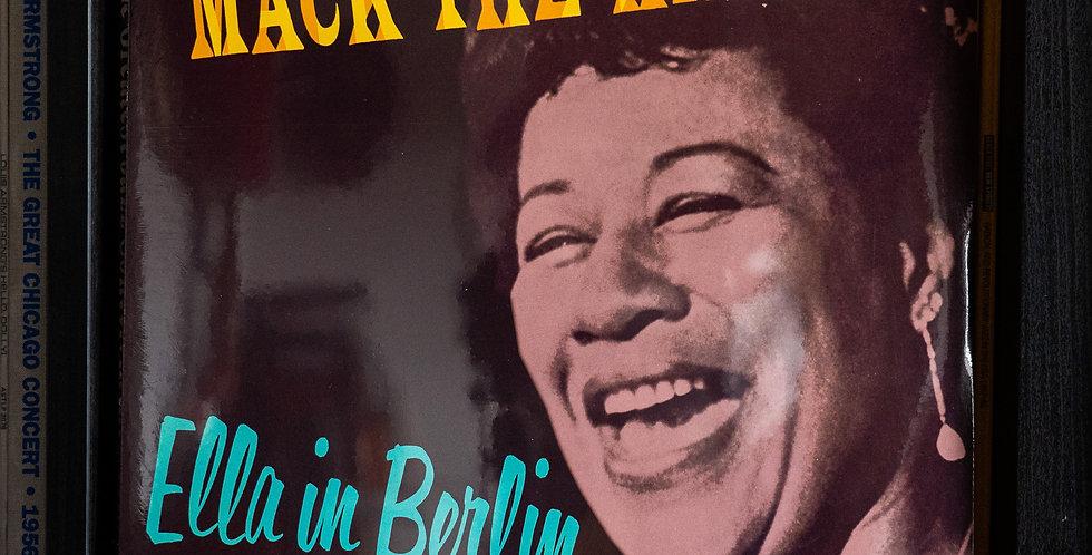 Ella Fitzgerald – Mack The Knife - Ella In Berlin (LP)