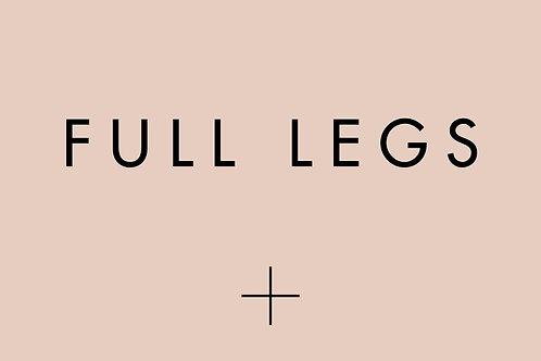 Full Legs Laser Treatment