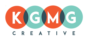 KGMG Creative logo, specialising in social media, digital marketing and web design in the Macedon Ranges