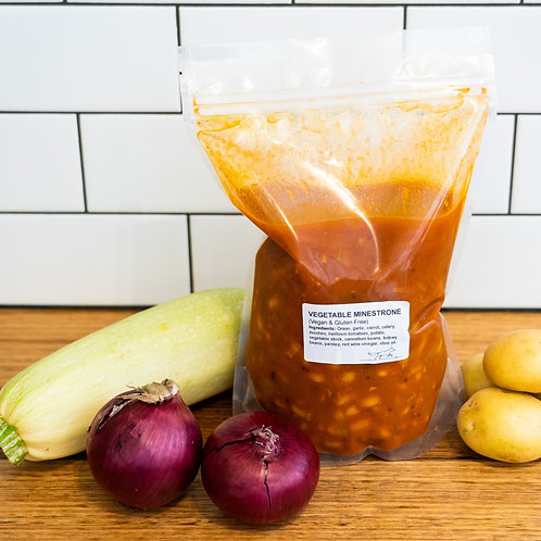 Vegetable Minestrone 1.5 Litres