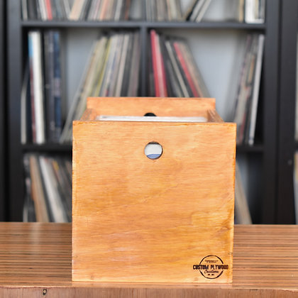 "Standard 7"" Vinyl Record Display Box"