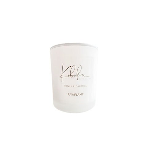 Koboku Candle - Vanilla Caramel
