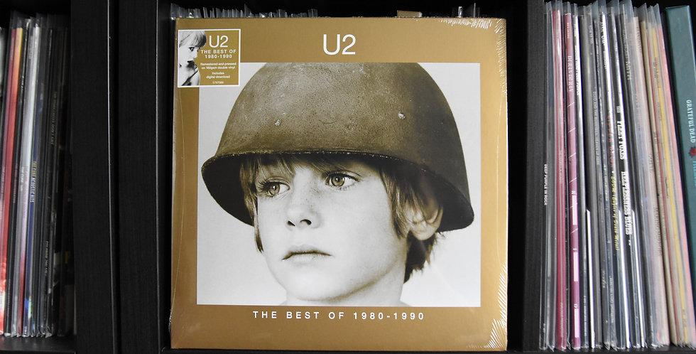 U2 – The Best Of 1980-1990 (2LP)