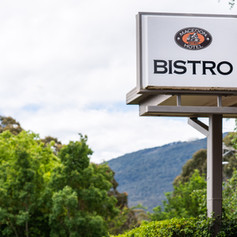 Macedon Railway Hotel, Pub, Bistro and Music Venue, Macedon Ranges.