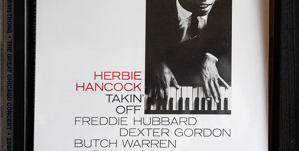 Herbie Hancock – Takin' Off (LP)