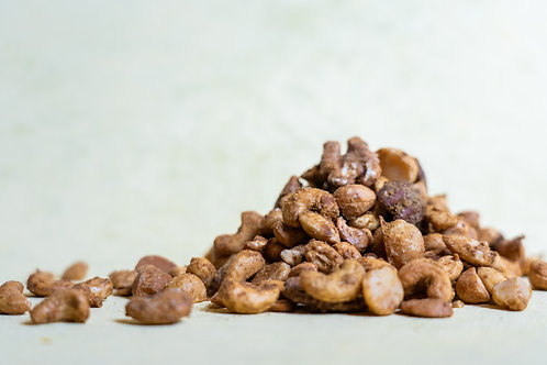Spiced Nuts from Mount Macedon Trading Post