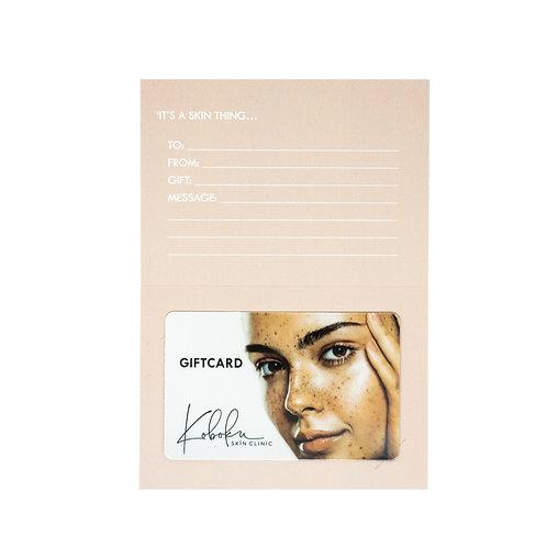 Koboku Gift Voucher - From $100