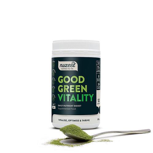 Nuzest Good Green Vitality 120g (12 days)